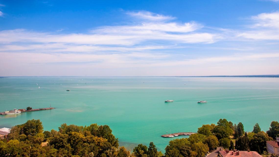 Nesze neked klímaváltozás: betonszörnyekkel menthetik meg a Balatont