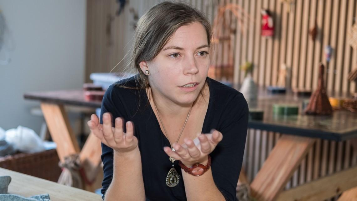Kékfestéssel hódítaná meg a divatipart: ő nyerte idén a Junior Prímát