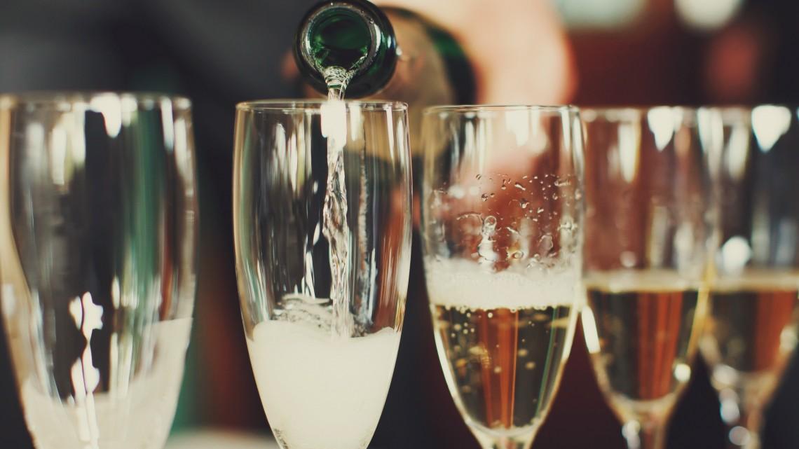 Egyre többet költenek minőségi pezsgőre a magyarok