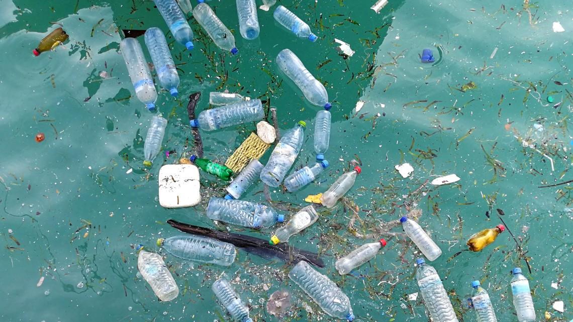 Egyre több a műanyag a Tiszában, mint a Dunában