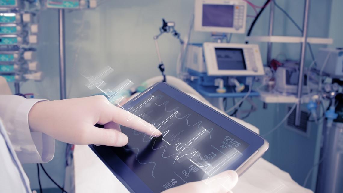 Adományokból jutott értékes eszközökhöz a veszprémi kórház