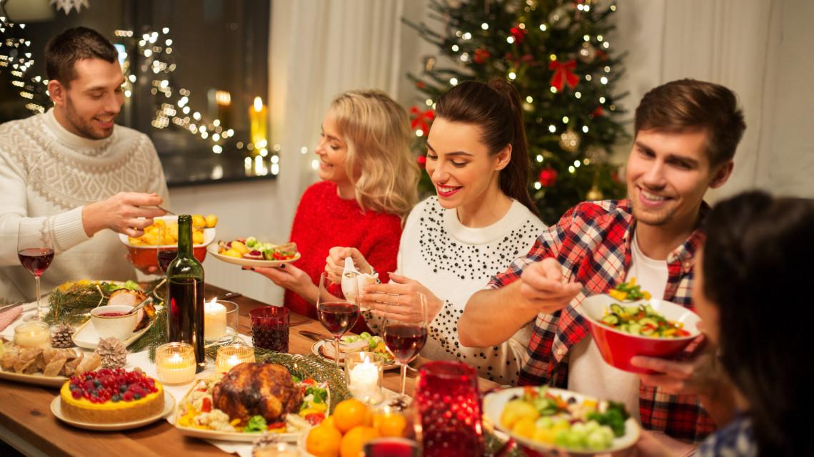 Óvatosan a karácsonyi dorbézolással: ilyenkor is figyeljünk a szívünk egészségére!