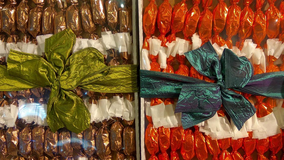 Elképesztő mennyiségű szaloncukrot eszünk