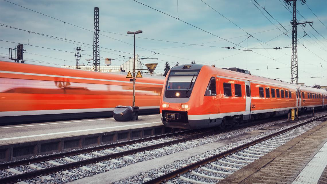 Új rekord született: ezt a vasútvonalat használták idén a legtöbben