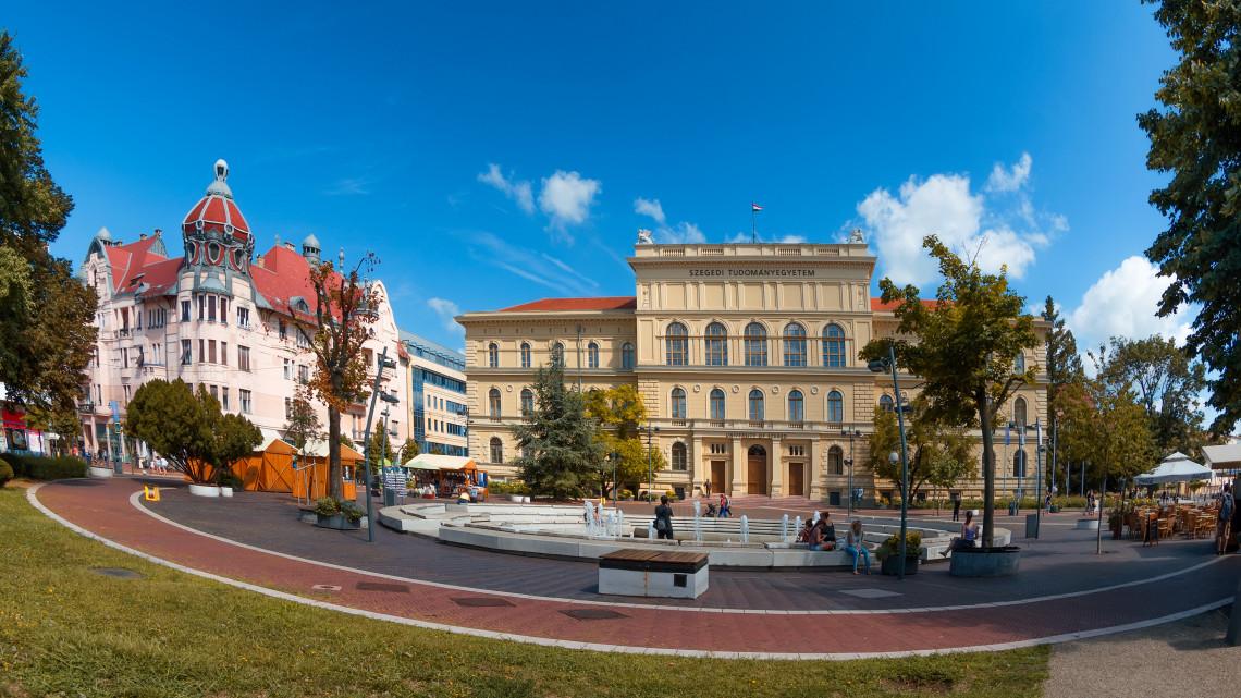 Kiderült, melyik a legzöldebb magyar egyetem