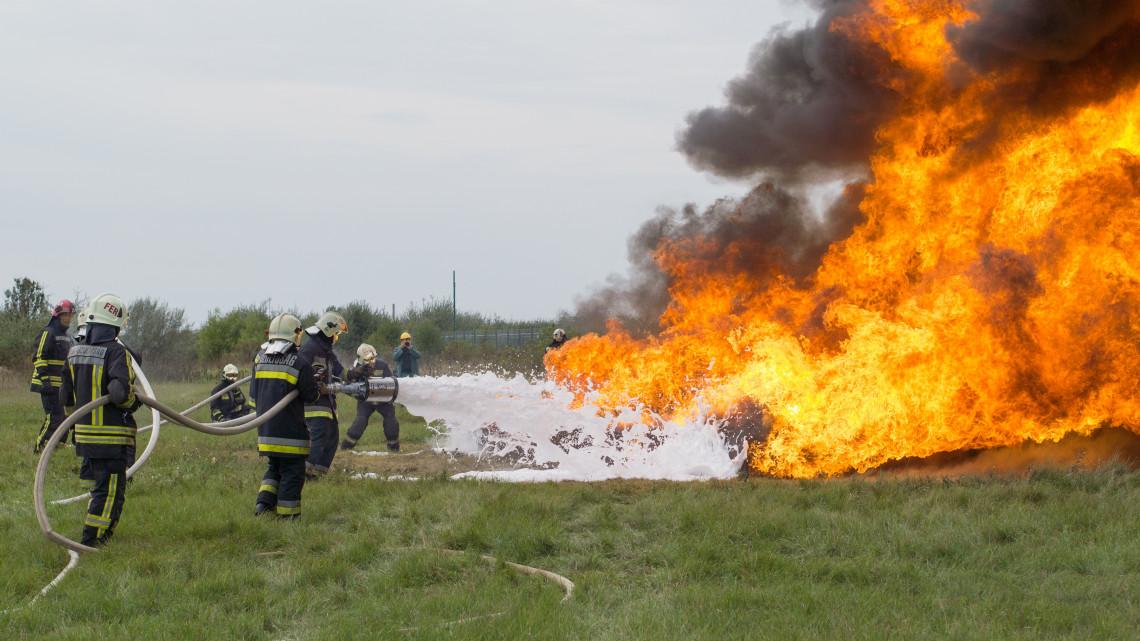 Új épületet kap a kiskőrösi tűzoltó-parancsnokság
