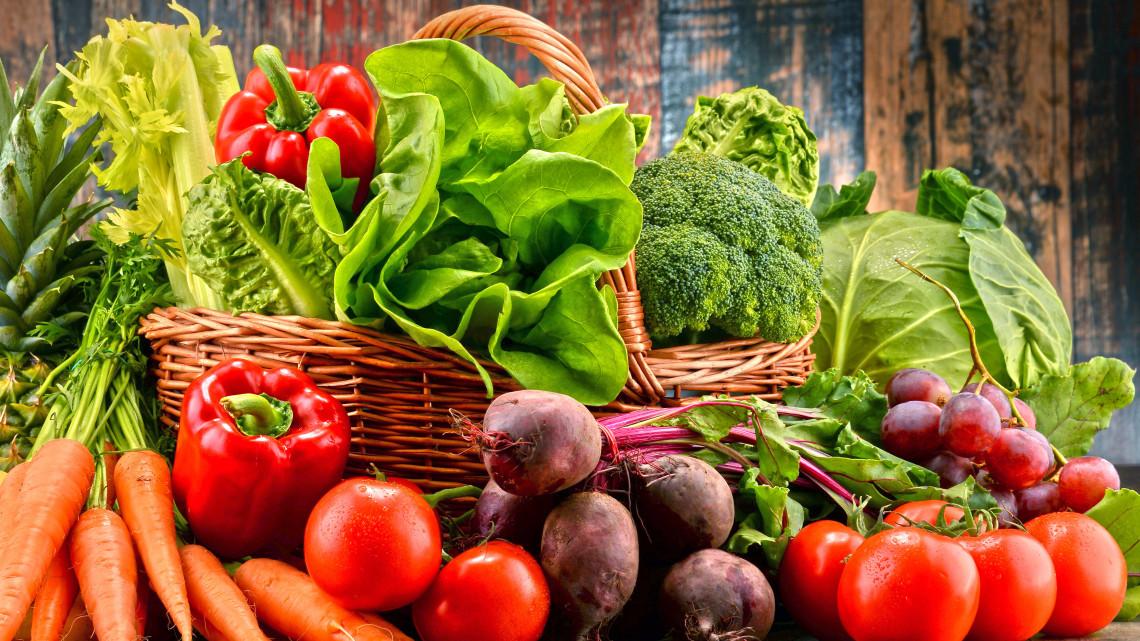 Az extrém meleg miatt drágultak a zöldségek