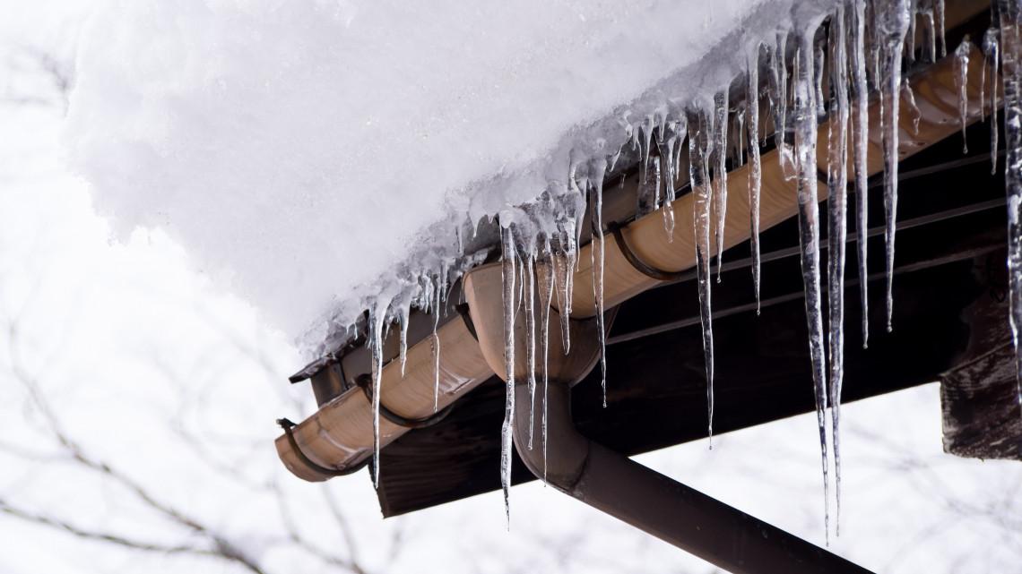 Az idei téli hidegrekord megdőlt: mínusz 28,1 fokot mértek Magyarország leghidegebb pontján