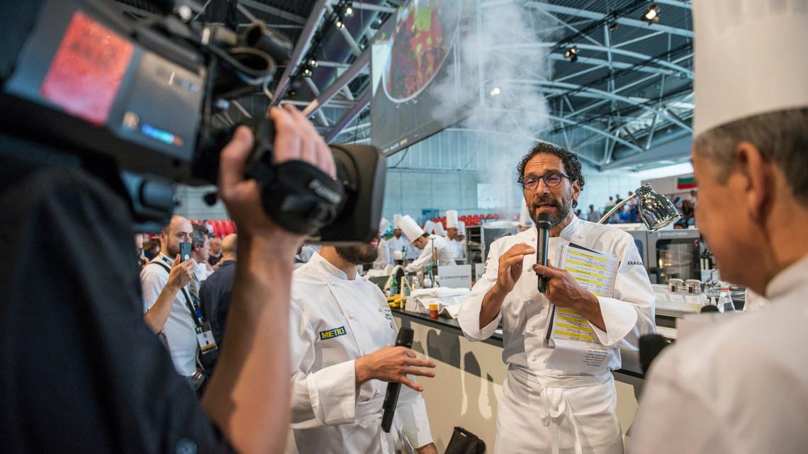 Magyar siker: bronzérmes lett a miskolci szakács a világbajnokságon