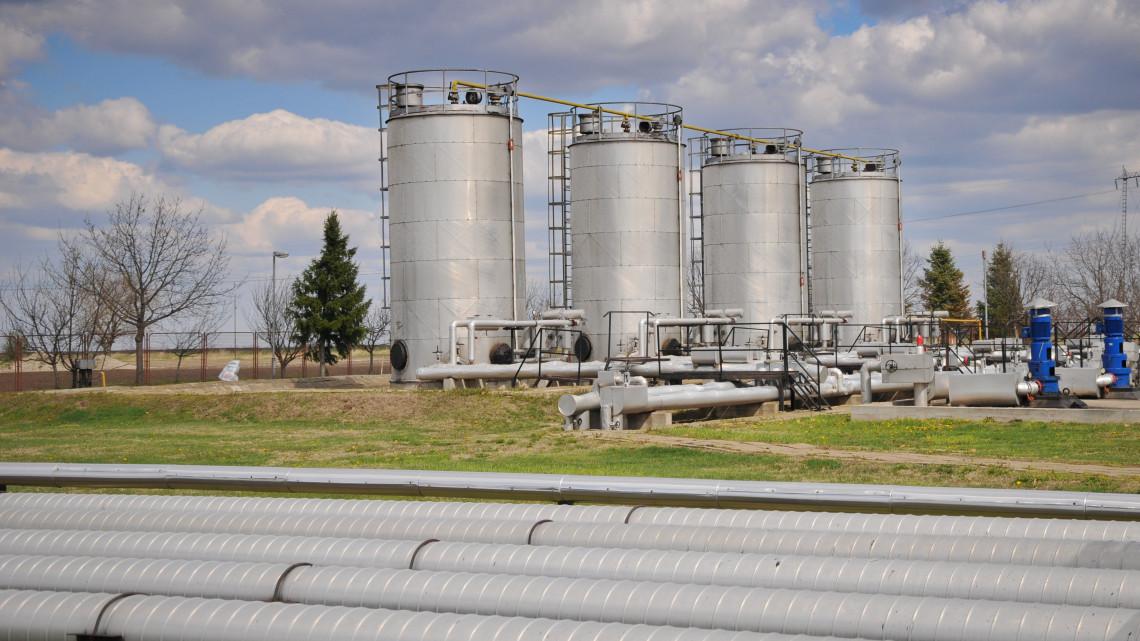 Idén sem fogunk fázni: biztosított az ország földgázellátása