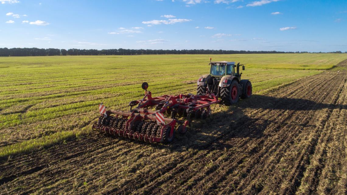 Olyan szintű forradalom zajlik most a mezőgazdaságban, mint egykor az eke feltalálása