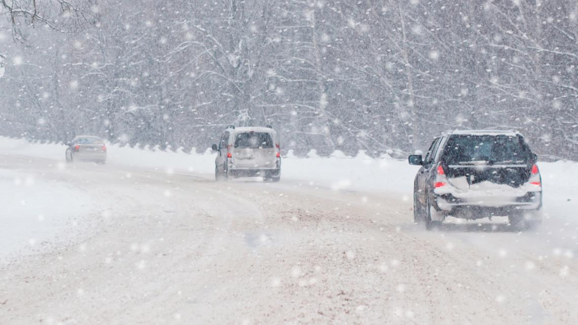 Még nincs vége a télnek: máris itt jön az újabb országos havazás