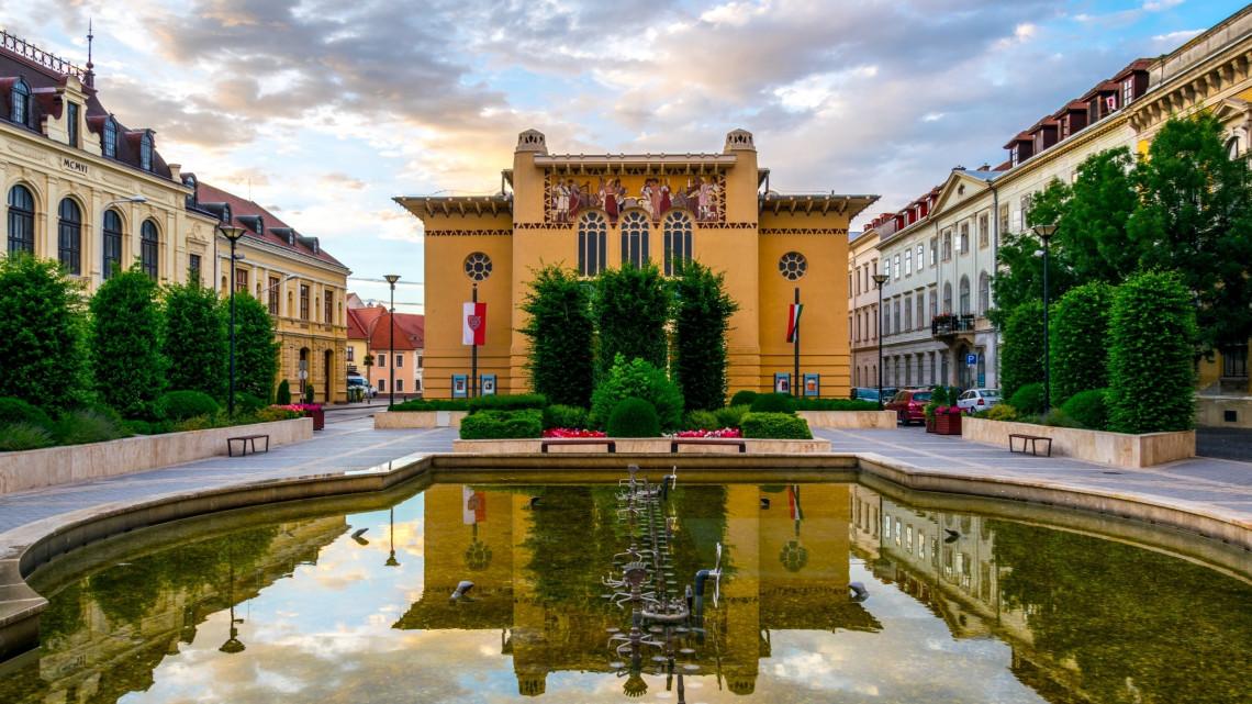 A kultúra a szellem levegője: Sopronban az idei évadot a reménynek szentelik
