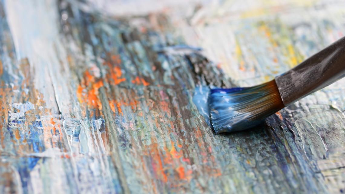 Sosem járt Makón az Alföld egyik legnagyobb festője, most mégis ott nyílt kiállítás a műveiből