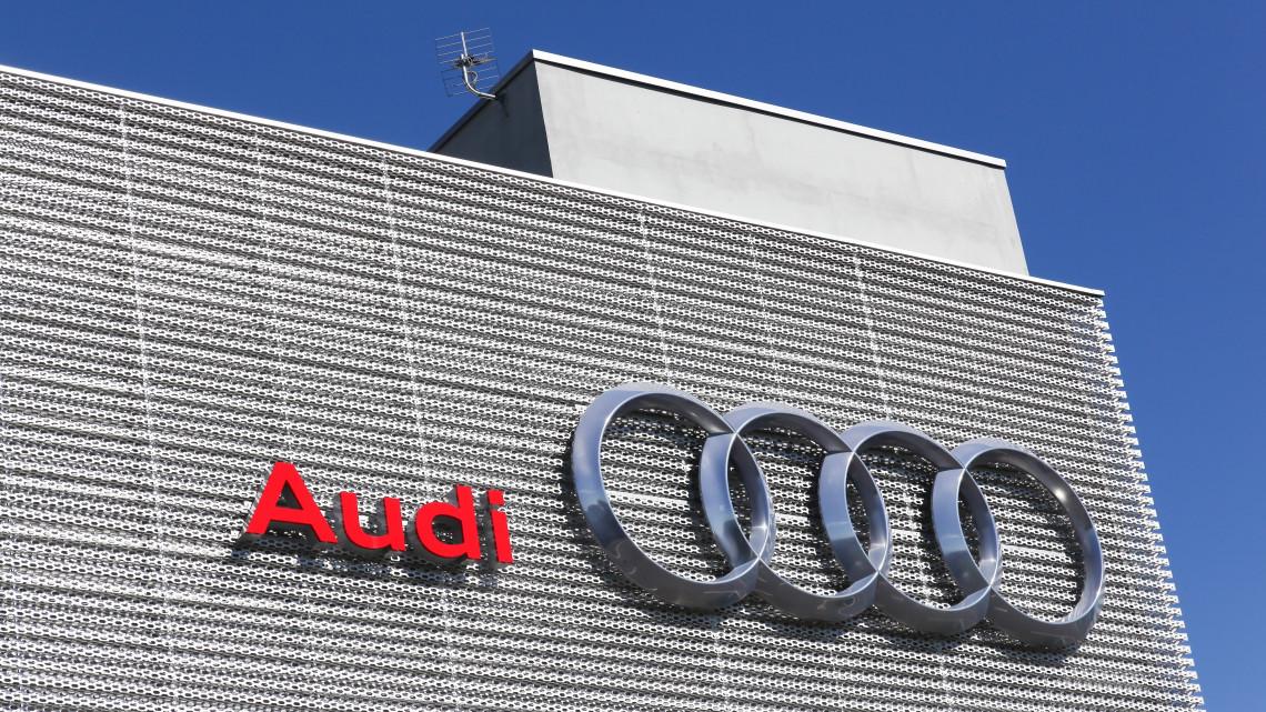 Betelt a pohár:  a szakszervezet egy hetes sztrájkot hirdetett meg a győri Audi gyár teljes területére