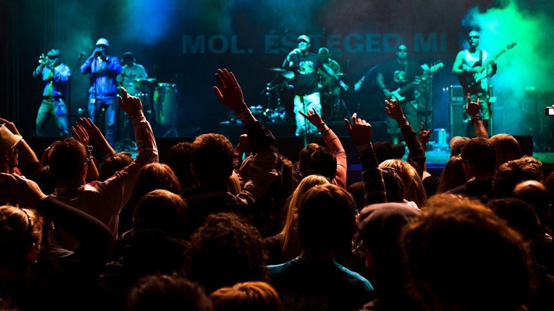 Komfortosabb lesz a VOLT fesztivál: egymilliárd forintból fejlesztik a rendezvény színhelyét