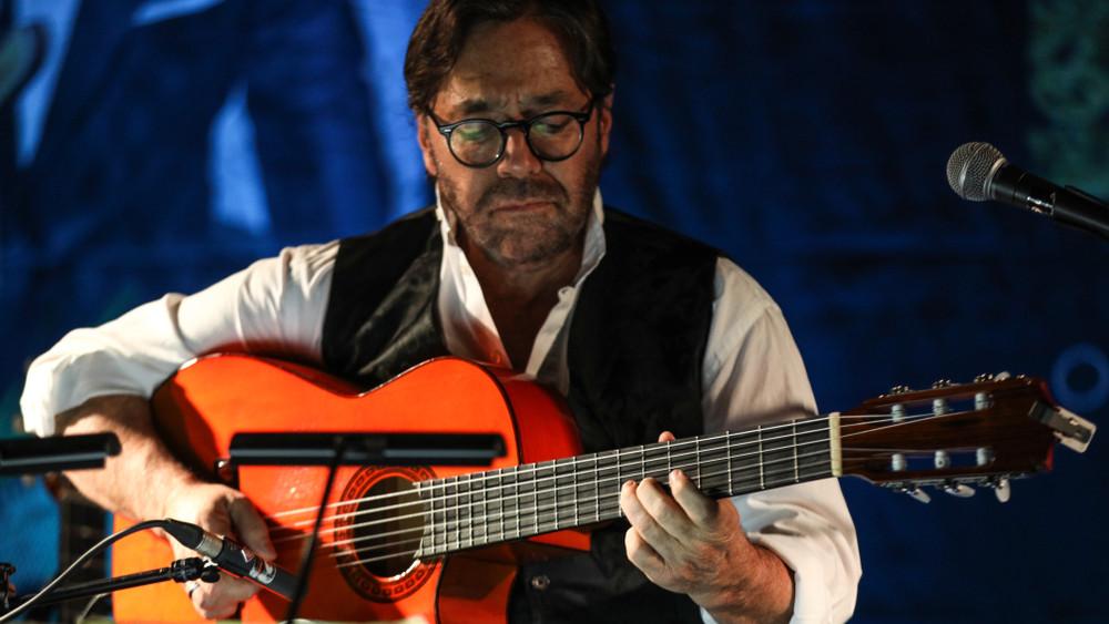 Pécsett fog koncertezni a világhírű gitáros, Al Di Meola