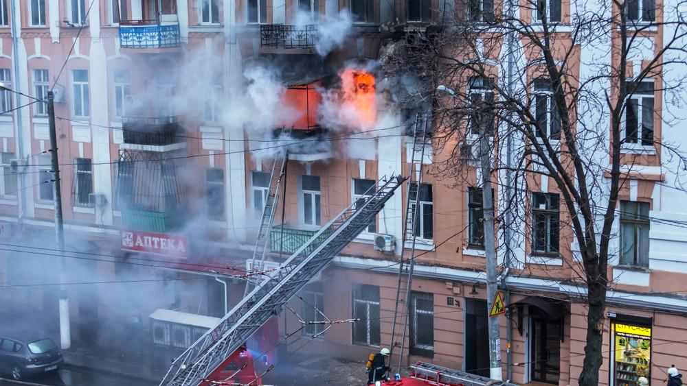 Megdöbbentő: átlagosan óránként kigyullad egy lakás Magyarországon