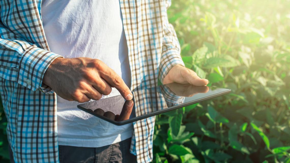 Egyre menőbb a magyar agrárium: már nem a sáros gumicsizma, hanem a technológia jellemzi