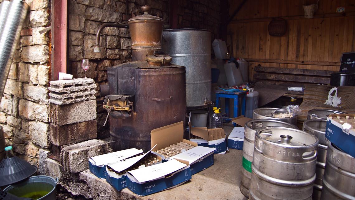 Maxon pörög az otthoni pálinkafőzés: minden eddiginél több párlat készült tavaly