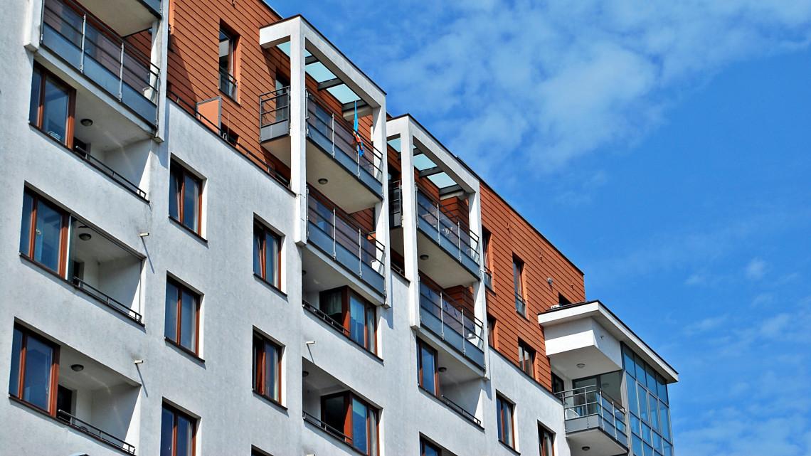 A lakások egyre drágábbak, vidéken azonban lassulni kezdett az áremelkedés