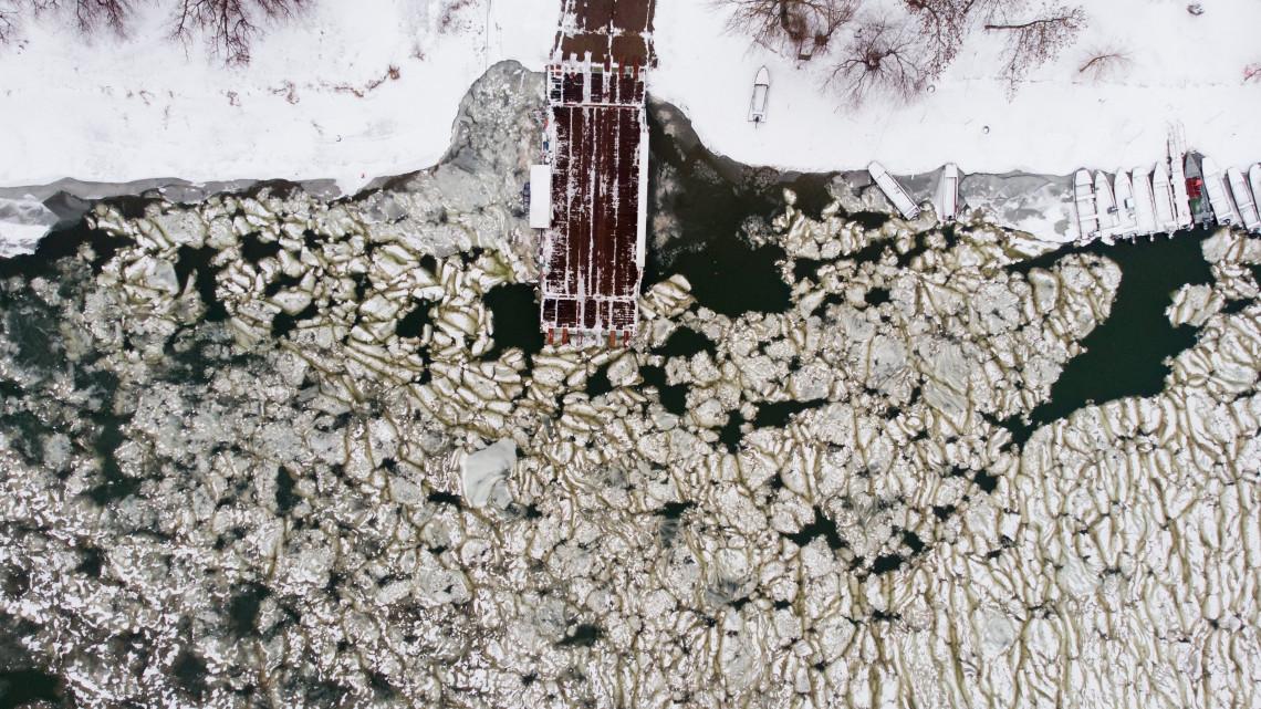 Megáradt a Tisza: 60-70 centiméterrel nő a vízszint naponta