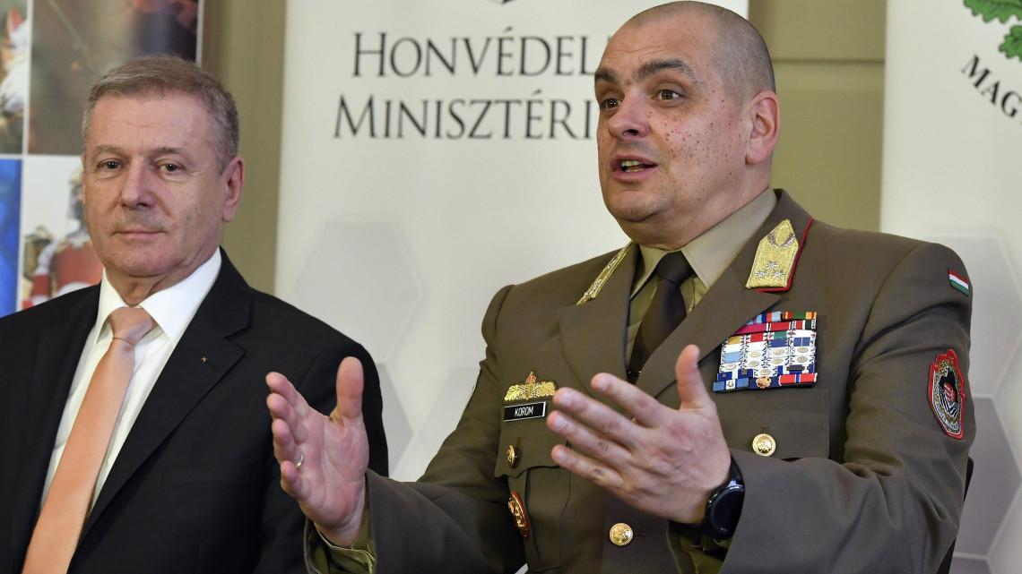 Hivatalos: Székesfehérvárra költözik a Honvédség