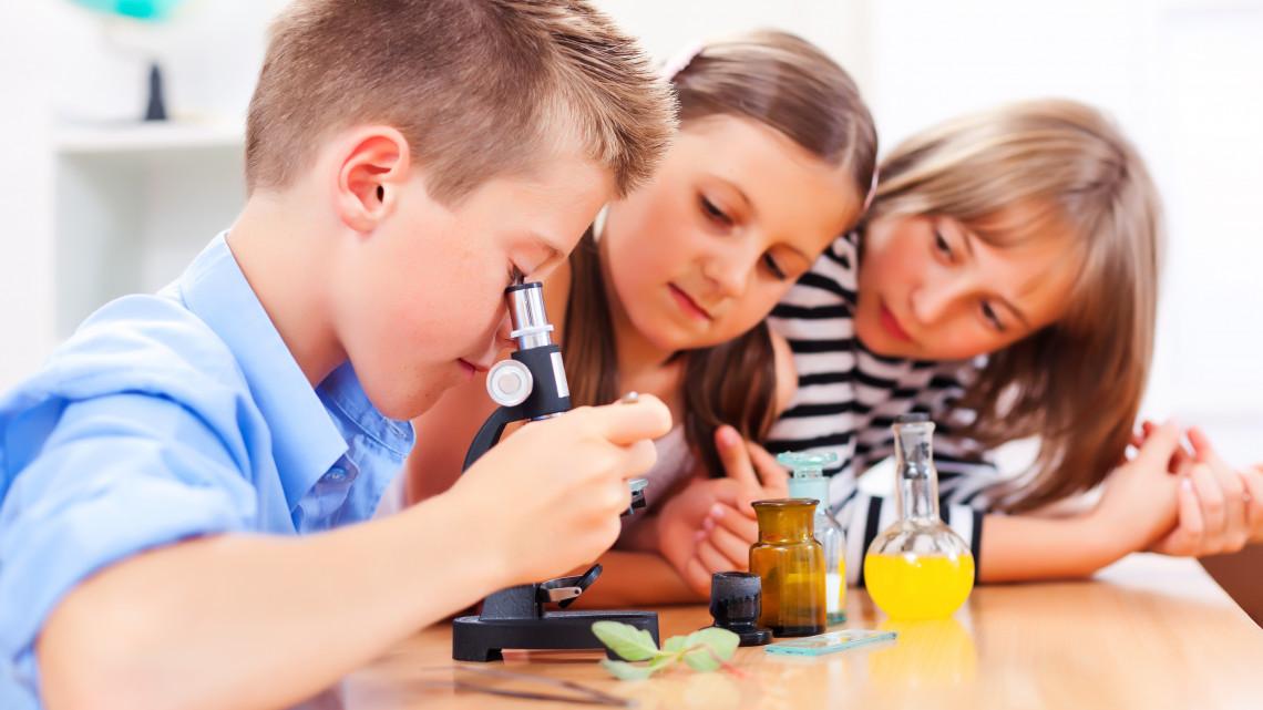 Varázslatos tudomány gyerekeknek: feltárult a Titkok Háza