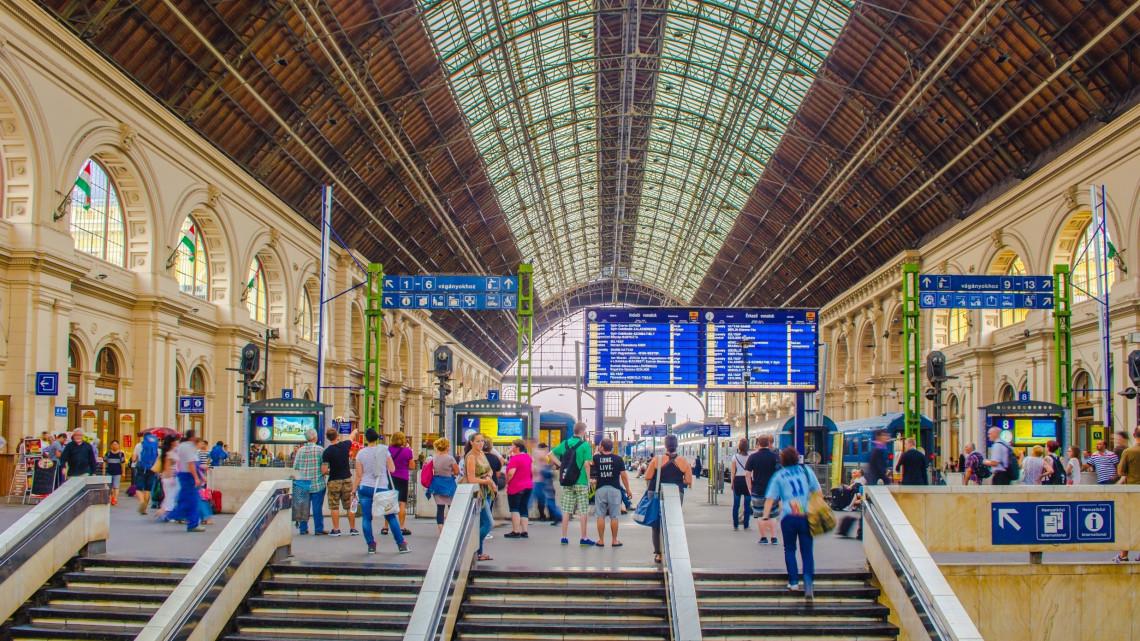 Megváltozik a menetrend: vidéki utazókat is érint a Keleti lezárása
