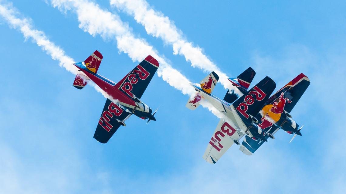 Kiderült a helyszín: a Balatonnál rendezik az idei Red Bull Air Race-t