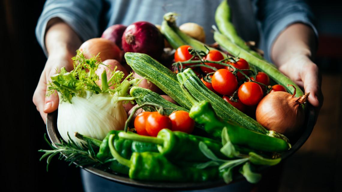 Tudtad? Ennyi zöldséget kell enni naponta, ha sokáig egészséges akarsz maradni