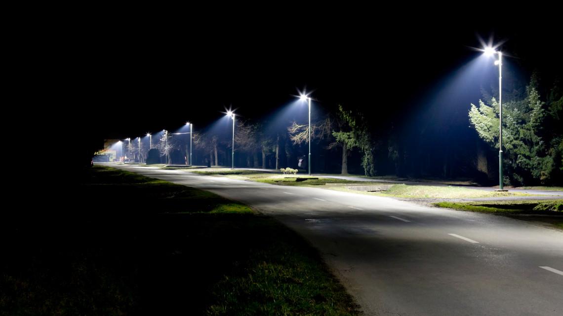 Spórolós és környezetkímélő: ilyen az új közvilágítás Somogyban