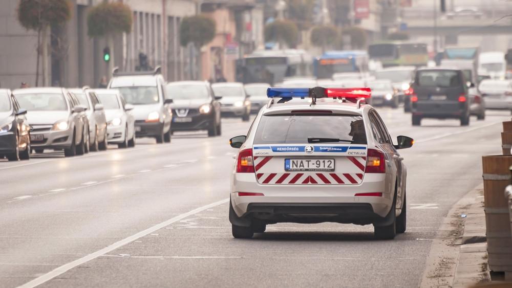Csökkent a bűnözés, de a közutakon nem javult a helyzet