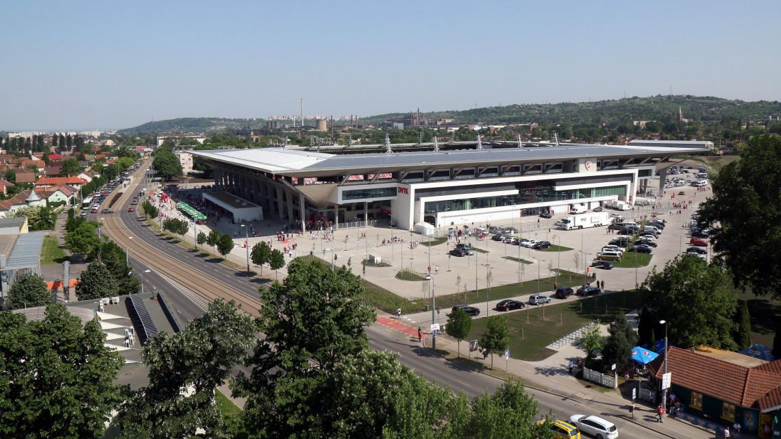 Európa legjobb stadionja lett a diósgyőri aréna