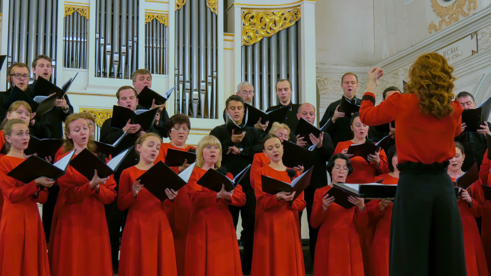 Profi énekművészekből alakult kamarakórus Székesfehérváron