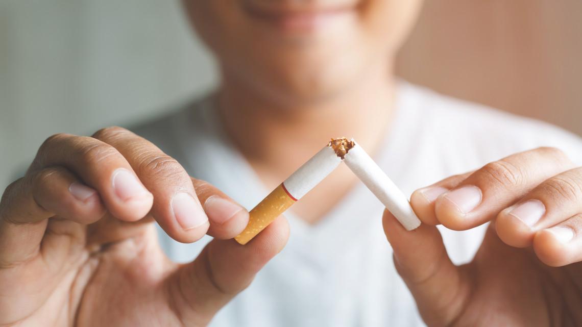 Aggasztó függőség: a magyar serdülők 20-30 százaléka dohányzik