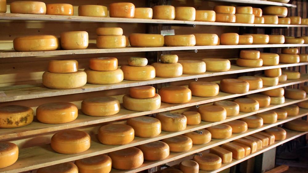 Hihetetlen: gengszter rapre érlelt sajt lett a legfinomabb