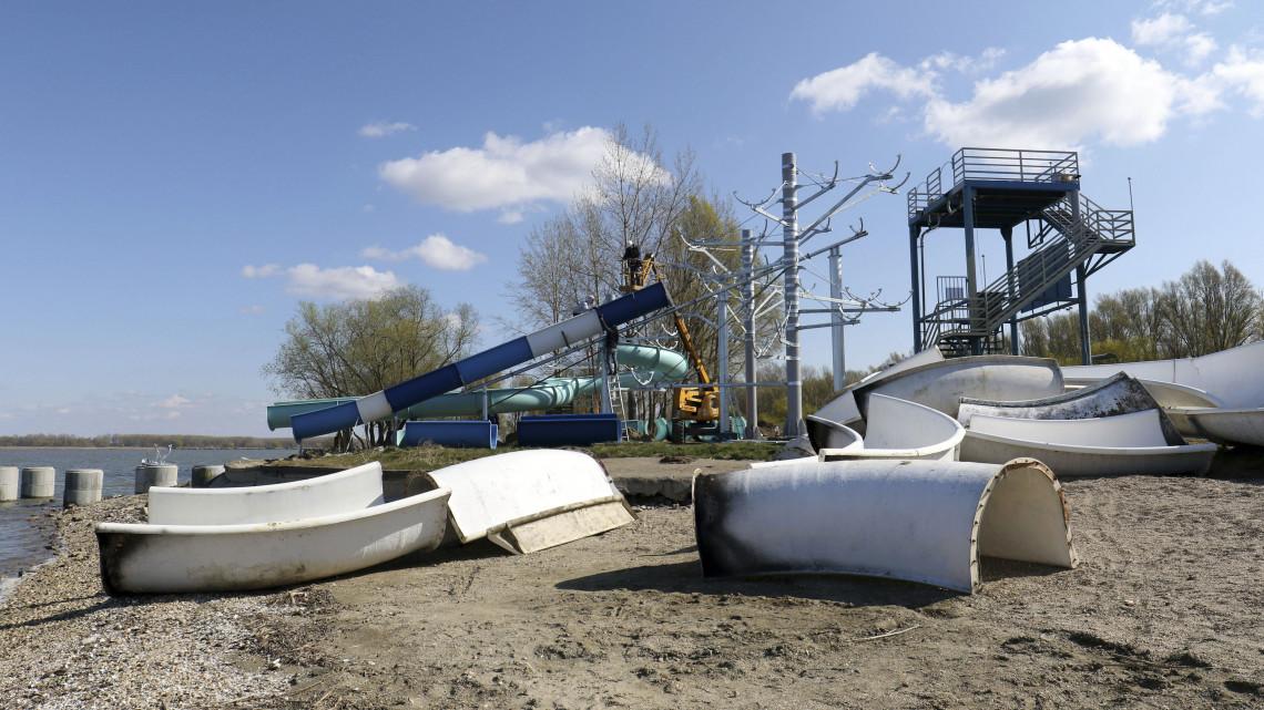Irány a Tisza-tó: rengeteg szabadstrand fog megújulni nyárig