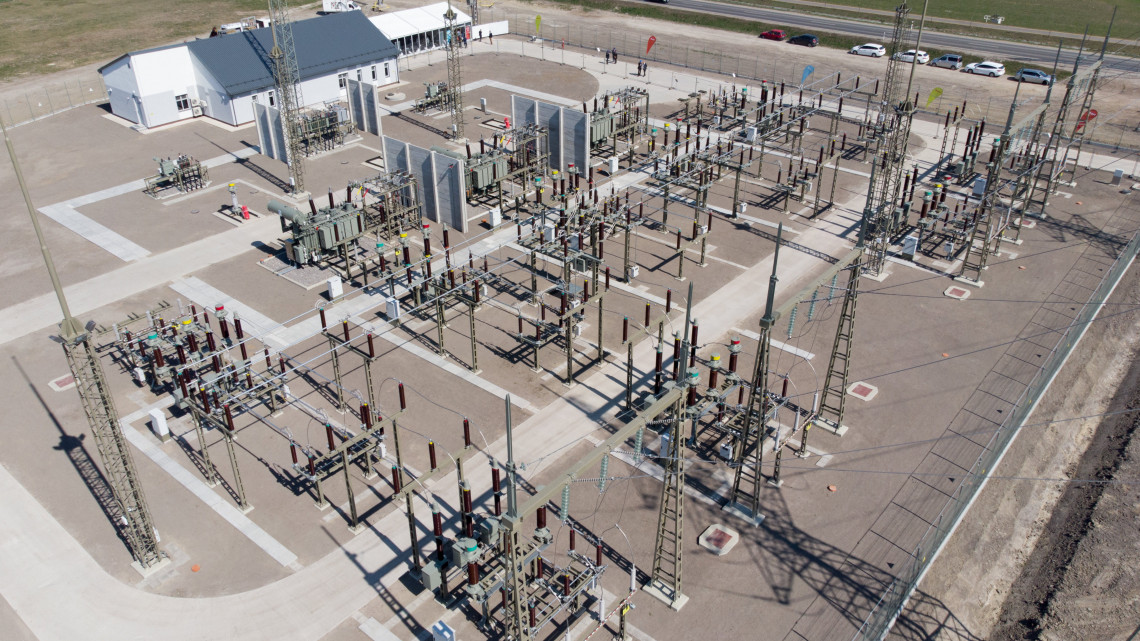 Elkészült az egyedülálló, ötmilliárdos áramhálózati beruházás Debrecenben