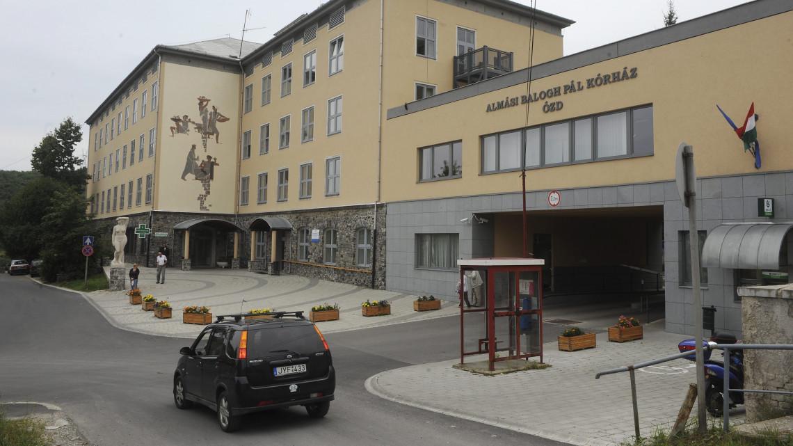 Megújult az ózdi kórház: befejeződtek a betegbiztonsági fejlesztések