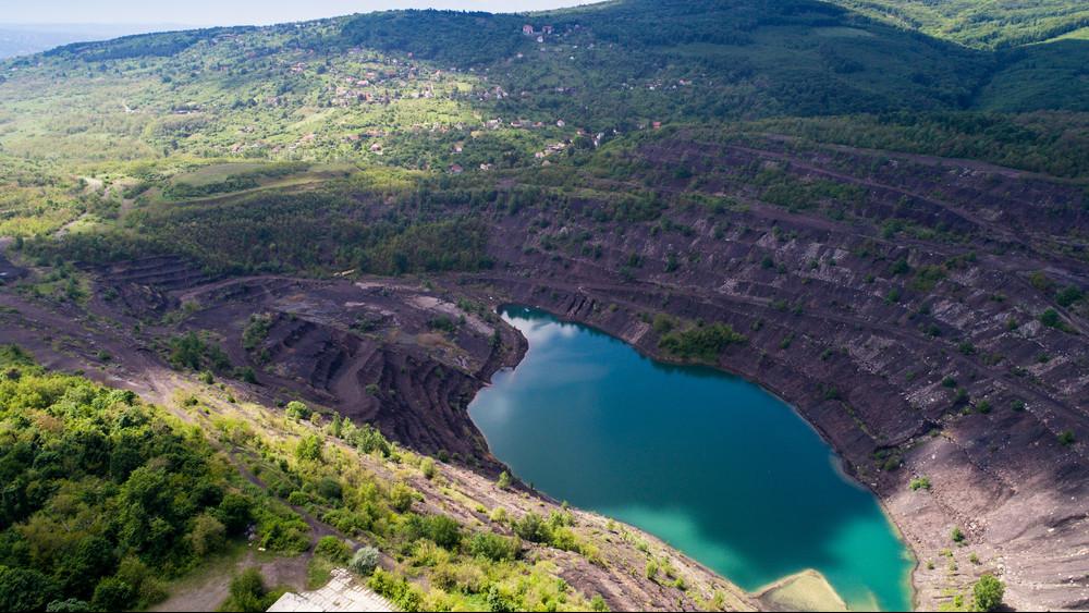 Tíz éven belül újra a természeté lehet a pécsi szénbánya területe