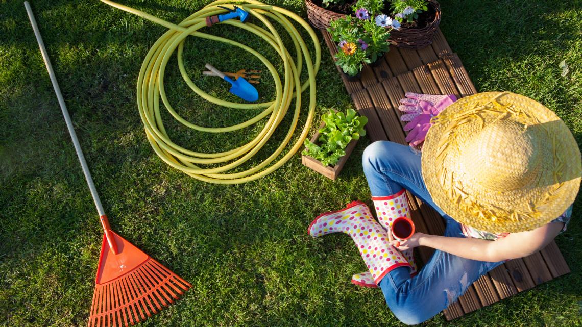 Ezek a legfontosabb kerti munkák áprilisban: itt a 9 pontos feladatlista
