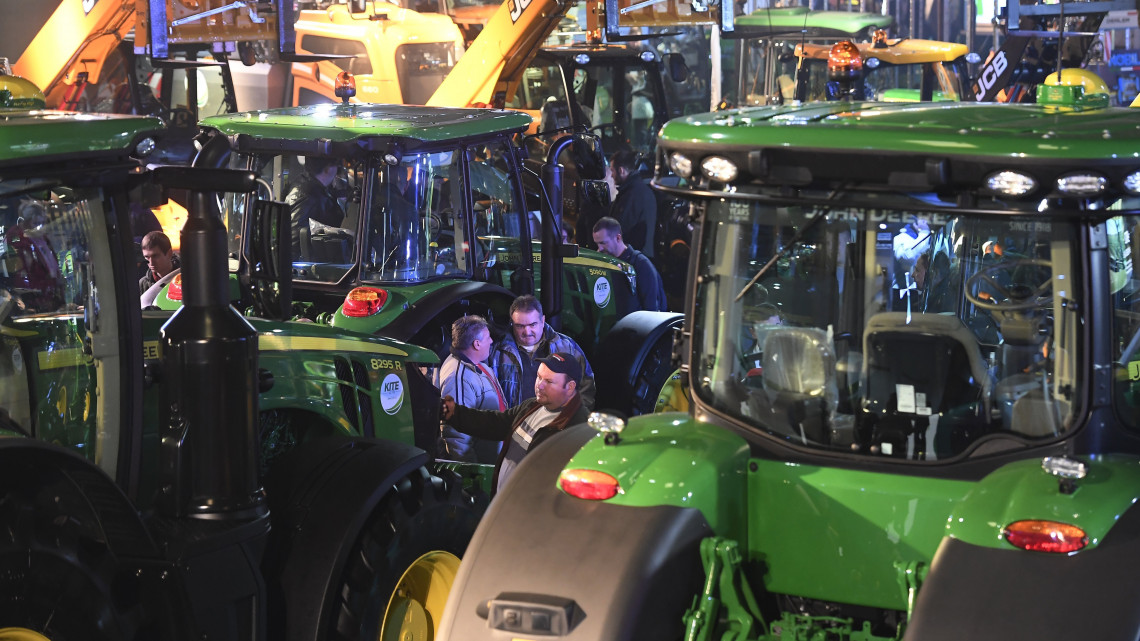 Rengeteg új információval várja a gazdákat a Szántóföldi Napok és AgrárgépShow!