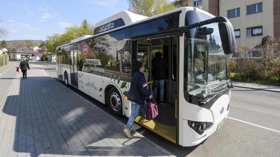 Minden egy helyen: mutatjuk az ünnepi buszmenetrendeket