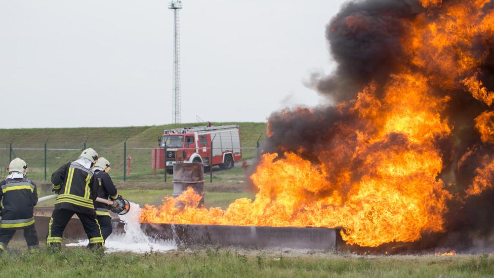 Uniós beruházás Gyöngyösön: elkezdődött a tűzoltólaktanya építése