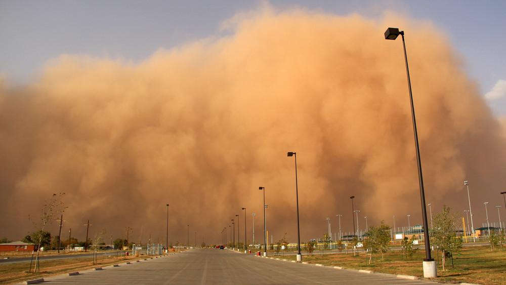 Magyarországot is eléri az évtized legnagyobb szaharai porvihara