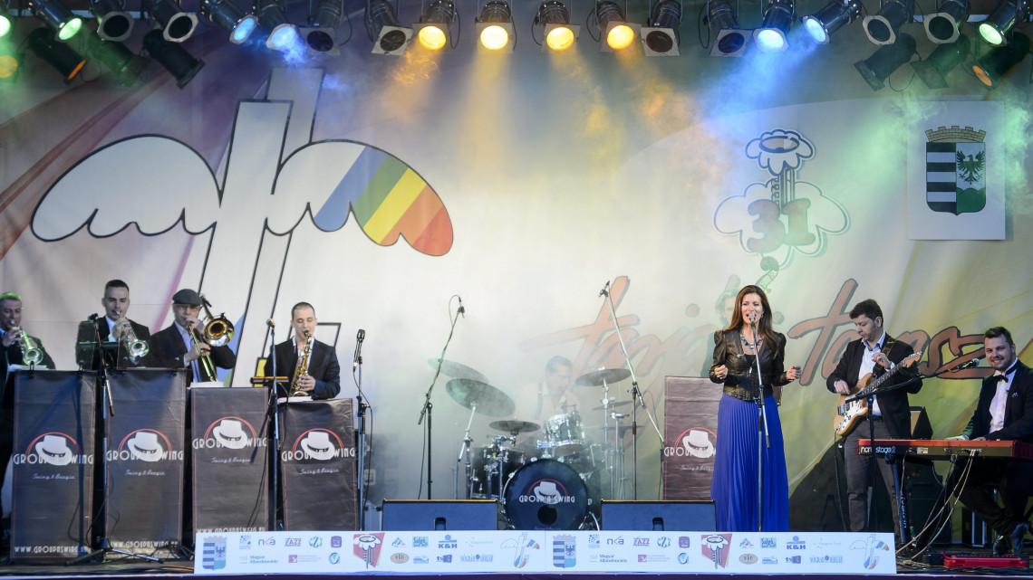 Idén is megrendezik a Nemzetközi Dixieland Fesztivált Salgótarjánban