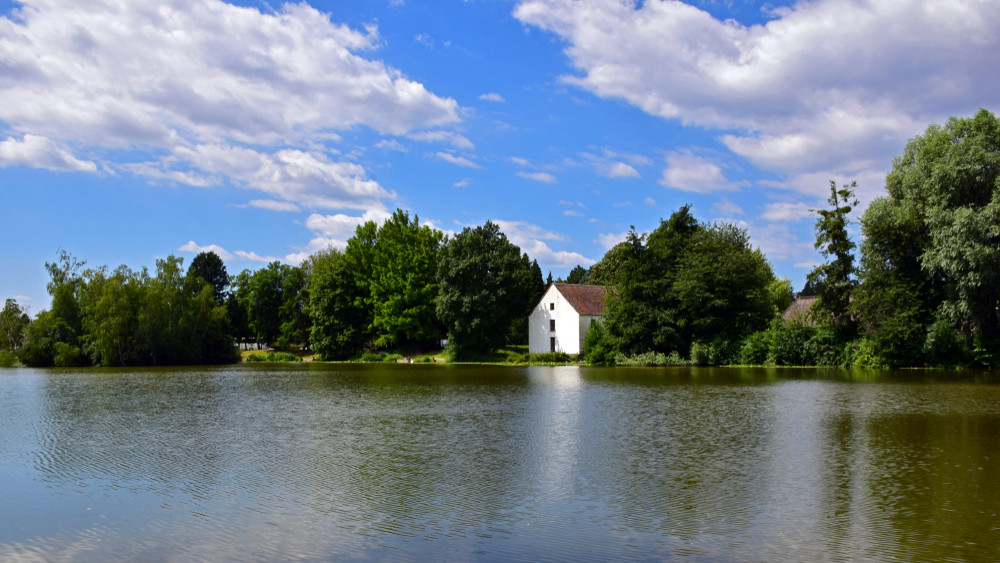 Ősszel adják át a dozmati tározót: Szombathely teljesen védett lesz az árvíztől