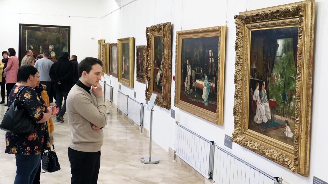 Titkos Munkácsy képek: ezek a festmények még sosem voltak kiállítva