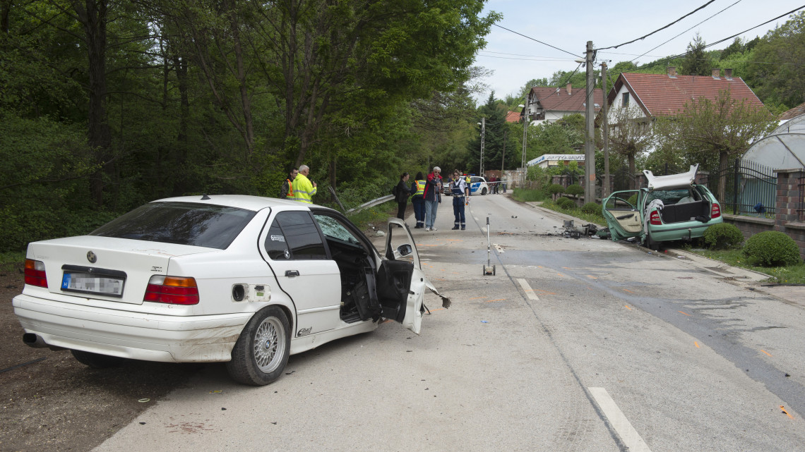 Életveszély az utakon: itt van a legtöbb halálos karambol Magyarországon